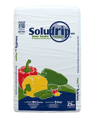 Soludrip® Peppers